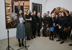 """Fotorelacja z wernisażu wystawy """"Smutek modernizmu"""" we wrocławskiej Galerii Miejskiej"""