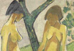 Malarz. Mentor. Mag. Otto Mueller a środowisko artystyczne Wrocławia