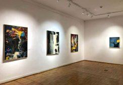 Retrospektywna wystawa Kajetana Sosnowskiego – fotorelacja