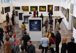 Polskie galerie sztuki w liczbach