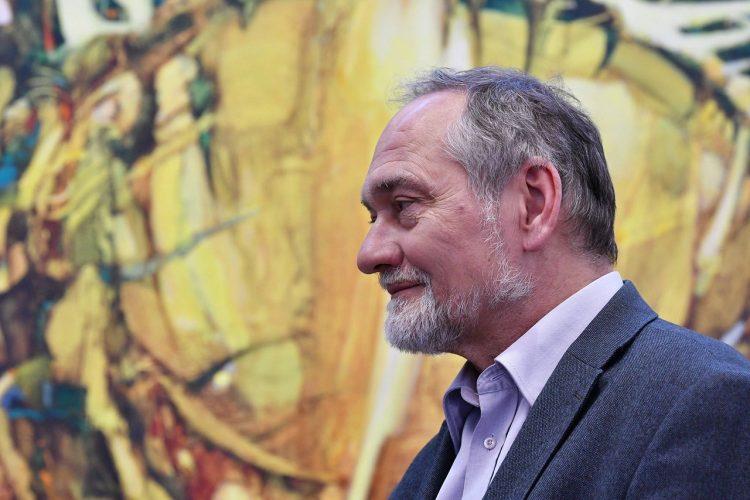 Mistrz światła, Grzegorz Stec; źr. Nowohuckie Centrum Kultury