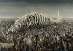 Mistrz światła - jubileuszowa wystawa malarstwa Grzegorza Steca w NCK