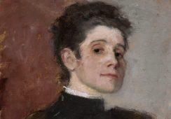 Olga Boznańska - #ArtystaTygodniaRISZ