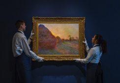 Praca Moneta sprzedana za ponad 110 milionów dolarów