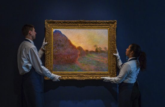 Claude Monet, Meules, 1890, Sothebys