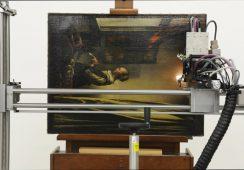 Sensacyjne odkrycie na obrazie Vermeera