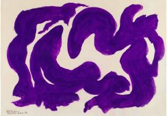Hel Enri – Potęga koloru. Galeria Sztuki w Legnicy