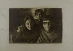 Zapomniane zdjęcie Beksińskich na wystawie fotograficznej w Art in House