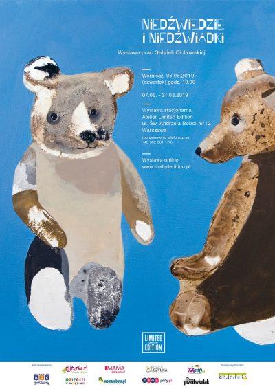 Niedźwiedzie i Niedźwiadki - Galeria Limited Edition