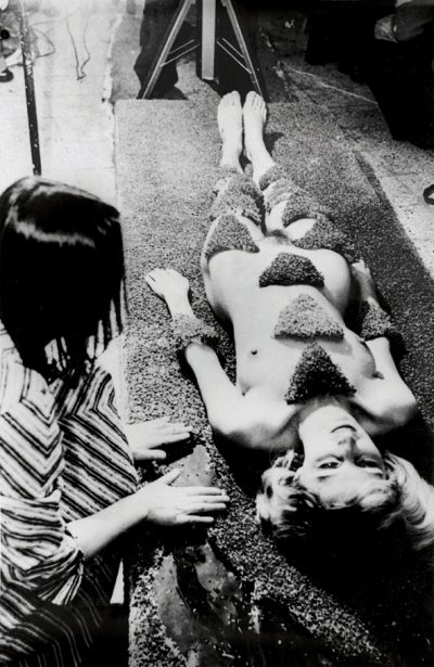 Teresa Murak, Kalendarz kobiety, 1976; z kolekcji Joanny i Krzysztofa Madelskich