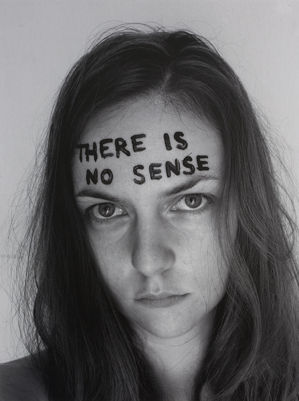 Agata Bogacka, There Is No Sense, 2007, z kolekcji Joanny i Krzysztofa Madelskich