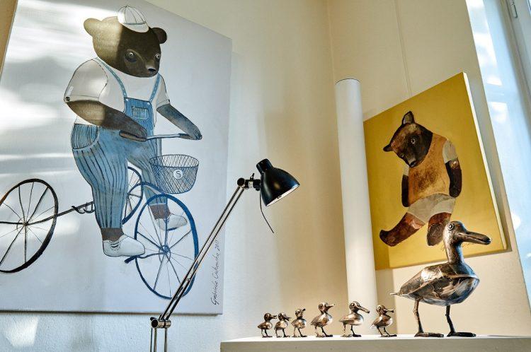 Prace Gabrieli Cichowskiej w Atelier Limited Edition