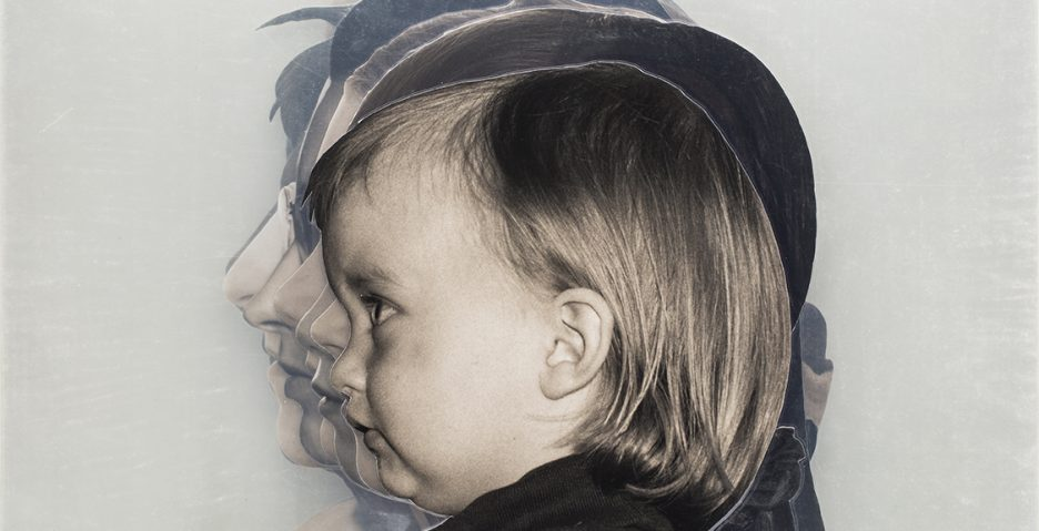 Zuzanna Janin, Idź za mną. Zmień mnie. Już czas. Portret, 1995-1997?,;z kolekcji Joanny i Krzysztofa Madelskich