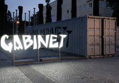 Otwarcie instalacji multimedialnej GABINET/DAS KABINETT we Wrocławiu