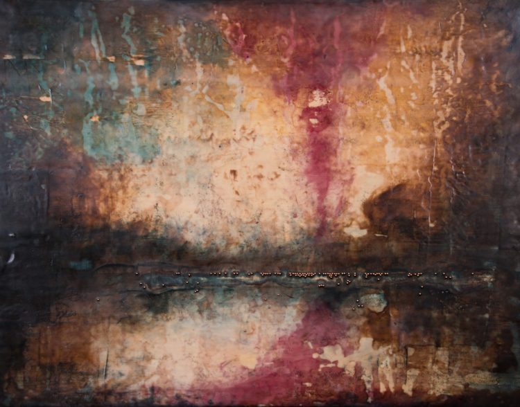John Swincinsky, Solitude I; źr. swincinskiart