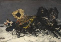 Obraz Chełmońskiego w Sotheby's blisko rekordu