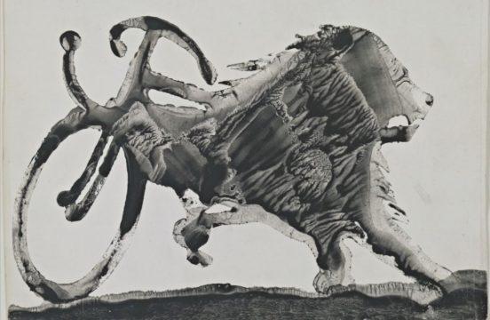 Oscar Dominguez, Untitled, 1936-37; źr. MOMA