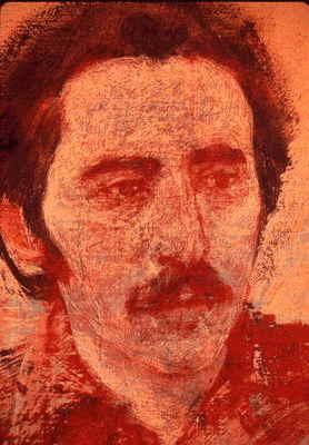 Richard Rappaport, Portrait of Luke, 1973