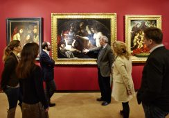 Ekspozycja Malarstwa Dawnych Mistrzów - oprowadzanie eksperckie © G. Wasserbauer