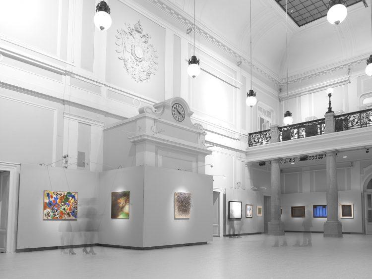 Sala Franciszka Józefa - ekspozycja sztuki współczesnej © Sontacchi - Reumiller