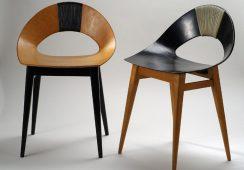 Rozsiądź się wygodnie - fotele z PRL-u na rynku sztuki