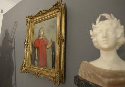 Otwarcie Galerii Malarstwa Polskiego i Europejskiej Sztuki Zdobniczej Muzeum Narodowego w Kielcach