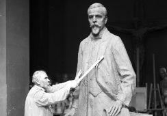 Konstanty Laszczka. Pionier nowoczesnej rzeźby