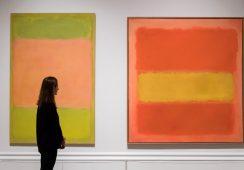 Jak oglądać obrazy abstrakcyjne? Mark Rothko