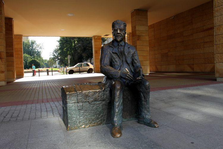 Władysław Reymont, Łódź