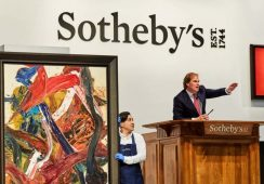 Czy sprzedaż Sotheby's wpłynie na rynek sztuki?