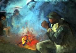 Warszawska policja odnalazła skradzione dzieło sztuki