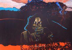Lacrima. Antoni Fałat – malarstwo