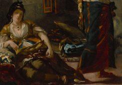 """Odnaleziony obraz """"Femmes d'Alger"""" dostępny dla szerszej publiczności"""