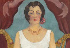 Kim jest tajemnicza kobieta z portretu Fridy?