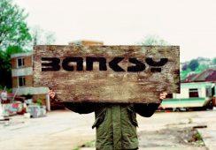 Były fotograf Banksy'ego wydaje album z niepublikowanymi nigdy zdjęciami artysty