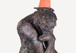 Znalezione nie kradzione - spór o rzeźbę Banksy'ego
