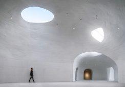 Sztuka w środku sztuki: muzea o artystycznej formie
