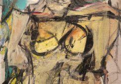 Odnaleziony obraz Willema de Kooniga już na zawsze z bliznami po kradzieży