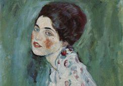 Zaginione dzieło Klimta najprawdopodobniej odnalezione w ścianie galerii