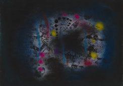 Odkryto prace Yayoi Kusamy