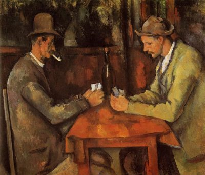 Paul Cezanne - 7 najdrożej wylicytowanych obrazów na świecie