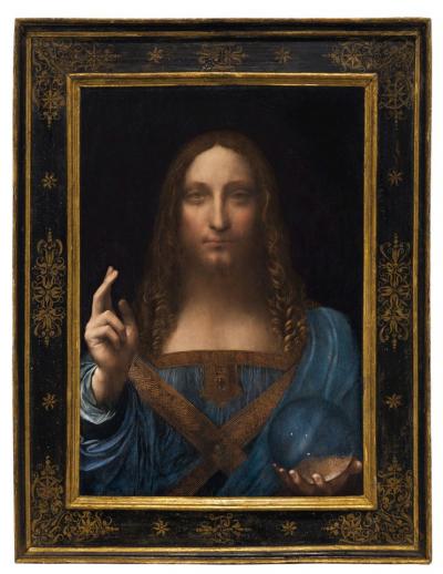 Leonardo da Vinci - 7 najdrożej wylicytowanych obrazów na świecie