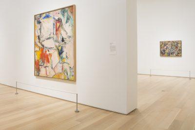 Willem Kooning - 7 najdrożej wylicytowanych obrazów na świecie