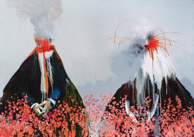 Daria Pietryka Wystawa MIĘDZY NAMI wiosna