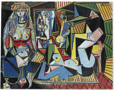 Picasso - 7 najdrożej wylicytowanych obrazów na świecie