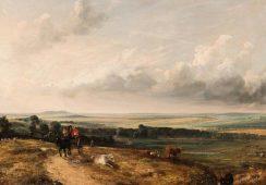 Hakerzy przejęli 3 miliony dolarów za zakup dzieła Constable'a