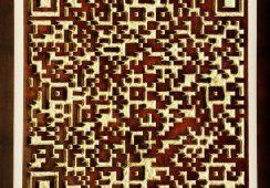 Ikonokody wystawa współczesnych ikon  Grzegorza Tomasiaka