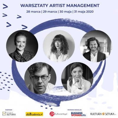 WARSZTATY ARTIST MANAGEMENT MEDIAWORK