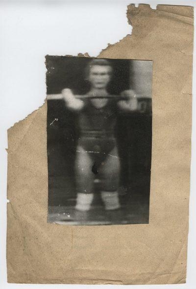 Miroslav Tichý, MT. Inv. no. 2-250, courtesy Tichy Ocean