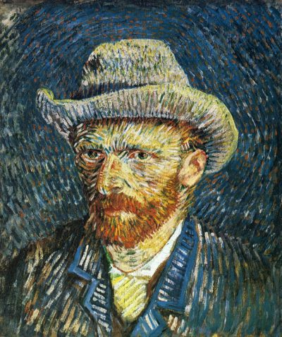 Obraz Van Gogha skradziony z muzeum Singer Laren